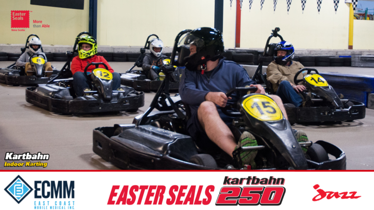 Easter Seals 2019 Kartbahn 250