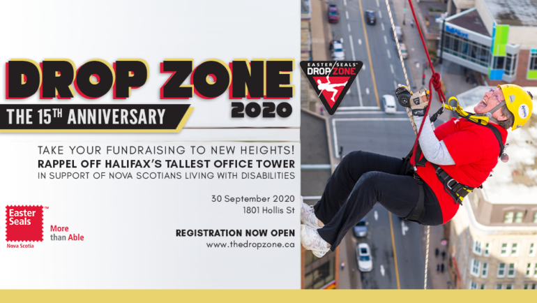 Drop Zone Halifax 2020 – REGISTRATION NOW OPEN!
