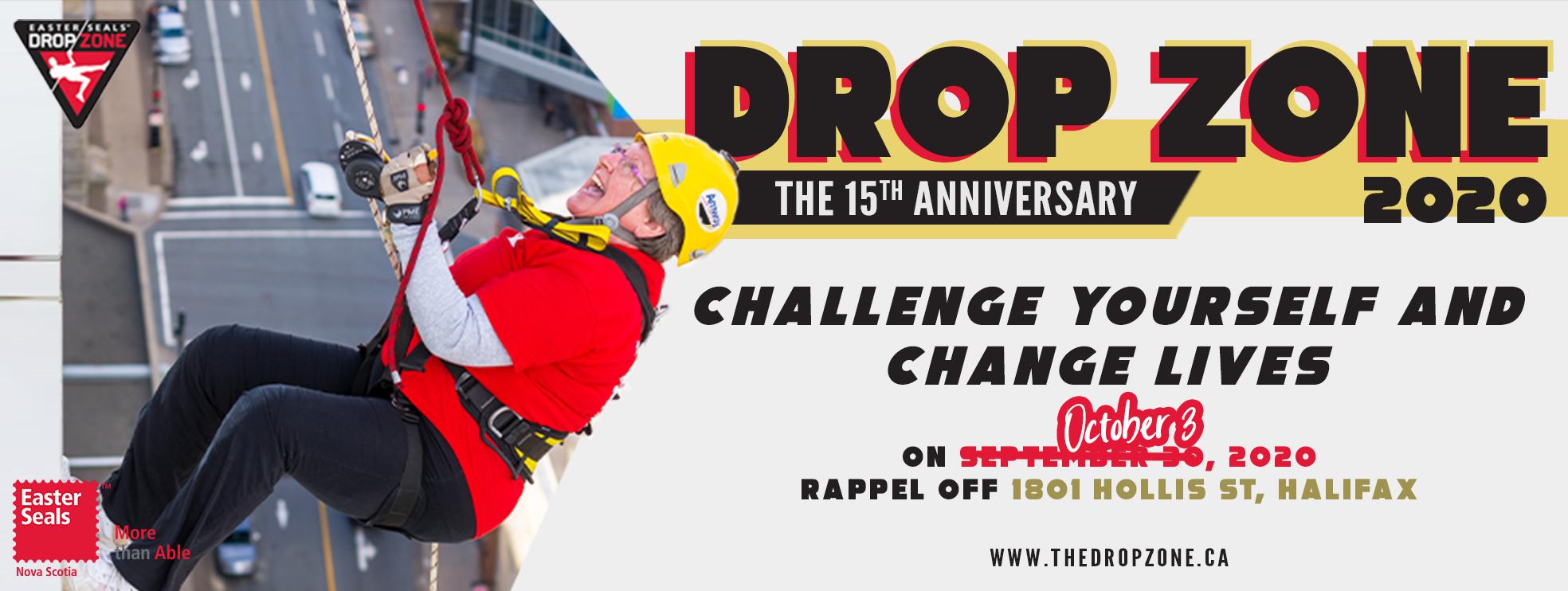 Drop Zone 2020 Banner