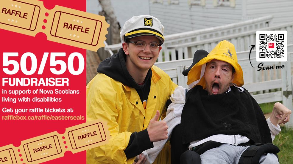 50 50 Raffle Fundraiser