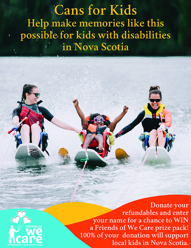 Cans for Kids poster