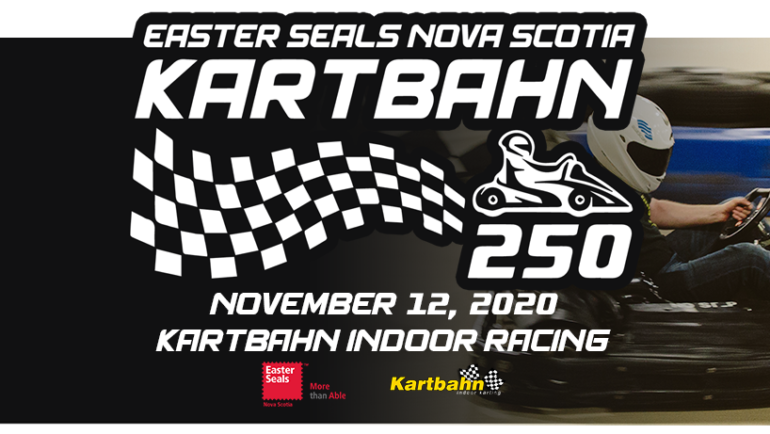 Easter Seals Nova Scotia Kartbahn 250