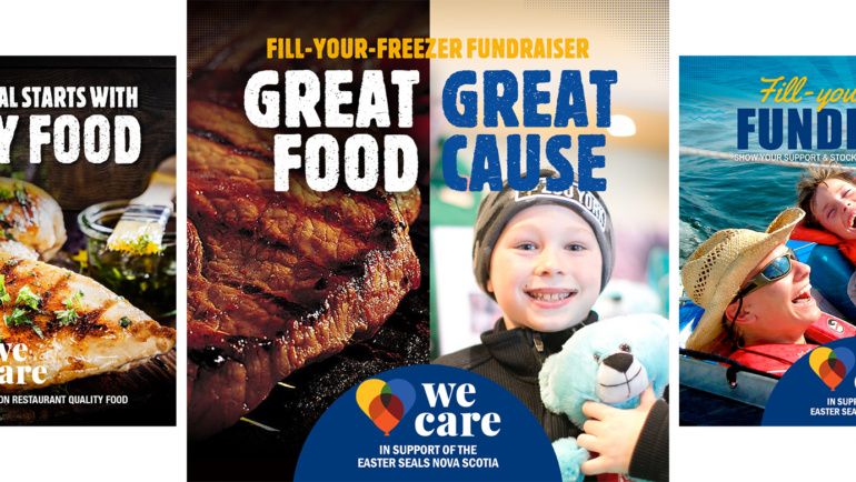 Fill-Your-Freezer Fundraiser by We Care